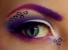 eyeliner tattoo violent eyes makeupbee violent lips collaboration meredith jessica makeup