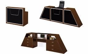 affaires de bureau un design moderne table de réception avant de mobilier de bureau un