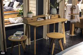 dining room desk hallway to home office 20 space savvy desks for an ergonomic