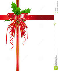 christmas ribbon christmas ribbon stock vector illustration of card frame 16994430