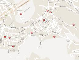 Vicenza Italy Map by City Map Of Taormina