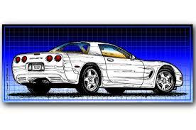 2000 corvette quarter mile 1999 2000 fixed roof coupe the rarest of all c5 corvette models