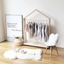 Open Clothes Storage System Diy 25 Best Clothing Racks Ideas On Pinterest Clothes Racks