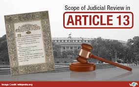 The Constitution Made No Mention Of A Presidential Cabinet Know About Article 13 Of The Constitution Of India Meaning