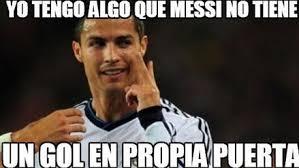 Memes De Ronaldo - cristiano ronaldo es víctima de memes por su mal juego con el real