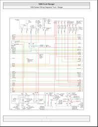 1997 ford explorer wiring diagram kentoro com
