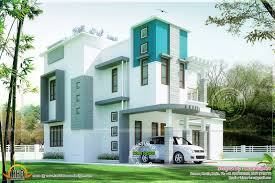 beautiful 3 bedroom modern house kerala home design and floor plans