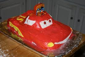 lightning mcqueen cake dictator the lightning mcqueen cake