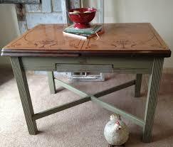 Antique Home Decor Online by Vintage Enamel Porcelain Top Kitchen Table A Vintage Home