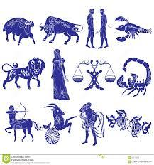 zodiac signs royalty free stock photo image 25718915