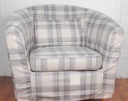Ektorp Armchair Cover Ektorp Chair Cover Etsy