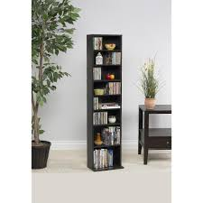 Cd Cabinet Atlantic Summit Espresso Media Storage 74735727 The Home Depot