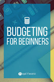 budgeting for beginners a practical guide to get started
