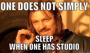 Studio C Memes - one does not simply memes quickmeme