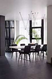 young couple room lera katasonova design creates a black and white apartment for a