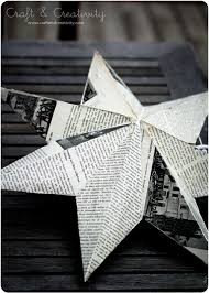 How To Make A Christmas Tree Star For Top - 6 diy christmas tree topper projects thegoodstuff
