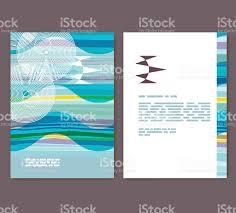 flyer leaflet booklet layout editable design template a4 brochure