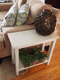 How To Build End Table Plans by 31 Diy End Tables Pallet Crates Wood Storage And Room Decor
