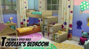 Bunk Beds For 4 The Sims 4 Toddler S Bedroom Bunk Beds
