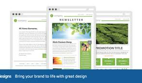 templates for newsletters 223 free responsive email templates