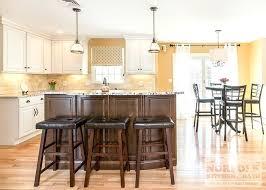 kitchen cabinets island maple kitchen island kitchen white cabinets with maple island