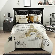 Gold Bed Set Casa Gold 8 Comforter Set Home