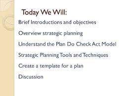 strategic planning first steps ppt download