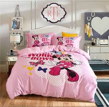 Minnie Mouse Single Duvet Set Compare Prices On Minnie Mouse Full Bedding Set Online Shopping