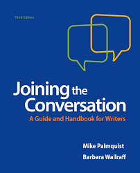 joining the conversation a guide and handbook for writers