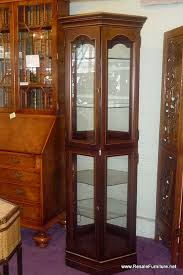 Used Curio Cabinets Resale Furniture Preowned Name Brand Used Furniture U0026 Antiques