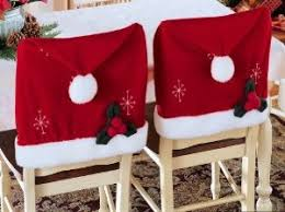 Christmas Table Decoration Amazon by 50 Best Christmas Chairbacks Images On Pinterest Christmas Ideas