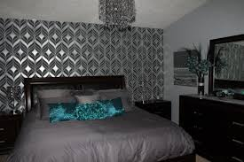 stunning grey and teal bedroom pictures home design ideas