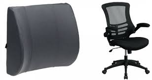 portable lumbar support for office chair my back ergonomic