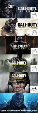 Funny Call Of Duty Memes - me after the call of duty wwii announcement call of duty