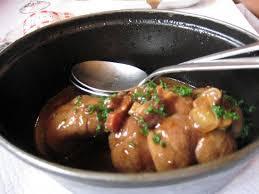cuisine rognon rognon entier en cocotte photo de daniel et créqui lyon
