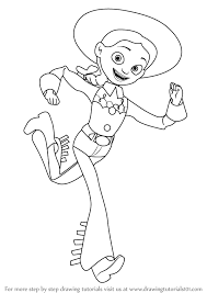 coloring pages attractive draw toy story woody09 coloring