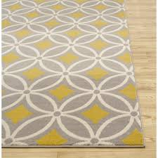 Cream And Grey Area Rug by Yellow And Gray Area Rug 5x7 Creative Rugs Decoration
