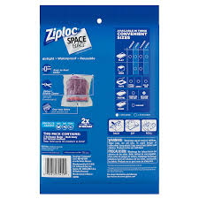 Amazon Travel Items Amazon Com Ziploc Space Bag Travel Bag 2 Count Health