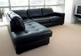 Large Black Leather Corner Sofa The Leather Corner Sofa Shapes U0026 Styles To Fit Your Room Vast