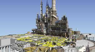 Cinderella Castle Floor Plan Closer Look At Enchanted Storybook Castle With Ride Restaurant