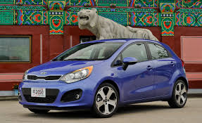 kia vehicles 2012 kia rio5 first drive u2013 reviews u2013 car and driver