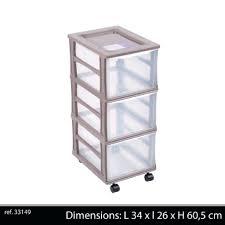 petit meuble bureau design d intérieur petit meuble bureau rangement colonne plastique