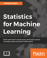 statistics for machine learning packt books
