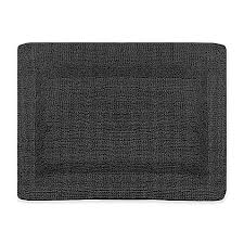 Bathroom Rugs Without Rubber Backing Wamsutta Reversible Bath Rugs And Toilet Lid Covers Bed Bath