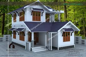 low cost kerala homes designed buildingdesigners chelari home