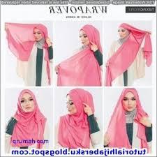 simple hijab styles tutorial segi empat 15 tutorial lengkap cara memakai hijab segi empat simple dan mudah