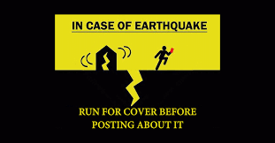 Earthquake Meme - compare data center earthquake protection options