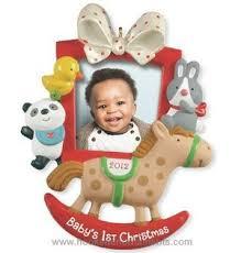 2012 baby s hallmark ornament hallmark keepsake