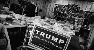 White Power Flags How White Nationalists Learned To Love Donald Trump Politico