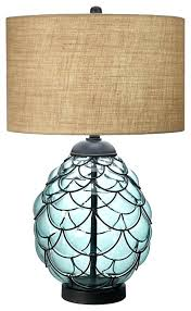 Glass Table Lamp Shades Blue Table Lamps U2013 Eventy Co